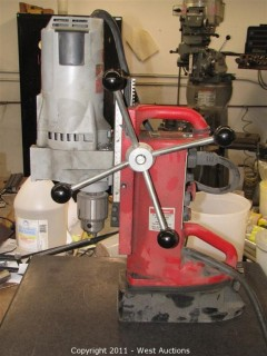 Milwaukee 4203 Portable Magnetic Drill Press