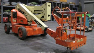 JLG 40 Electric Boom Lift