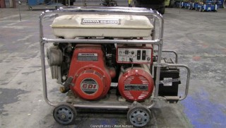 Honda FS4500 Gasoline Powered Generator
