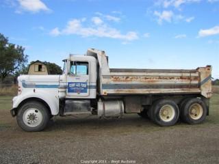1967 Kenworth Dump Truck