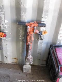 American Pneumatic 60 lb. Jackhammer