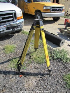 Pacific Survey Tripod