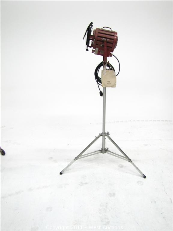 Lighting, Grip Equipment and Furniture from a Sound Stage Production Studio in San Francisco, CA