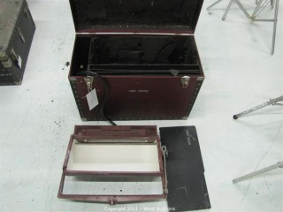 Mole Richardson Type 25914 Baby 2K Softlite and Accessory Kit