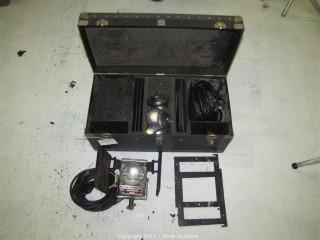 Mole Richardson Type 5711 One-Light Molefay and Accessory Kit