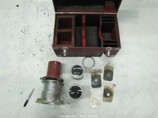 Mole Richardson Type 407275 Mole Focal-Spot and Accessory Kit