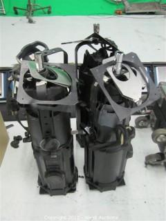(3) Source Four 750 Watt Zoom Lights