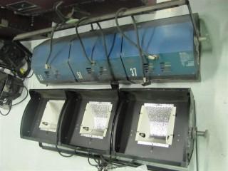 (2) Berkey Colortran Far Cyc 108 Lamps