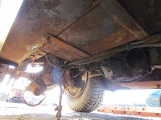 15,000 lb. Liftall Forklift