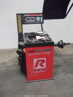 Ranger DST 1000 Digital Sensor Wheel Balancer