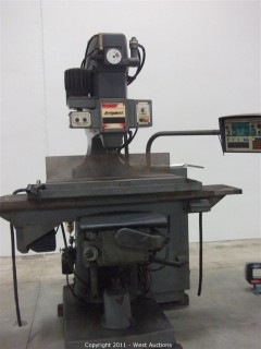 Bridgeport Series II CNC