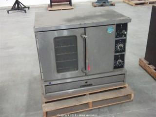 Howell Motor Oven