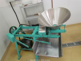 Corn Roller/Crusher