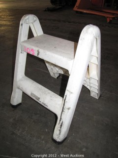 Plastic Step Ladder