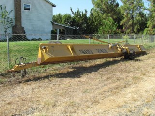 KB Engineering 40' Grader Board