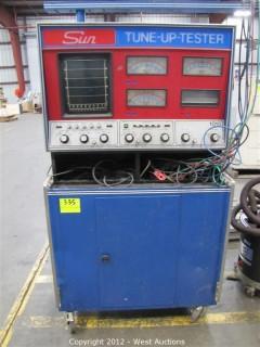 Sun Tune-Up Tester Model 1015