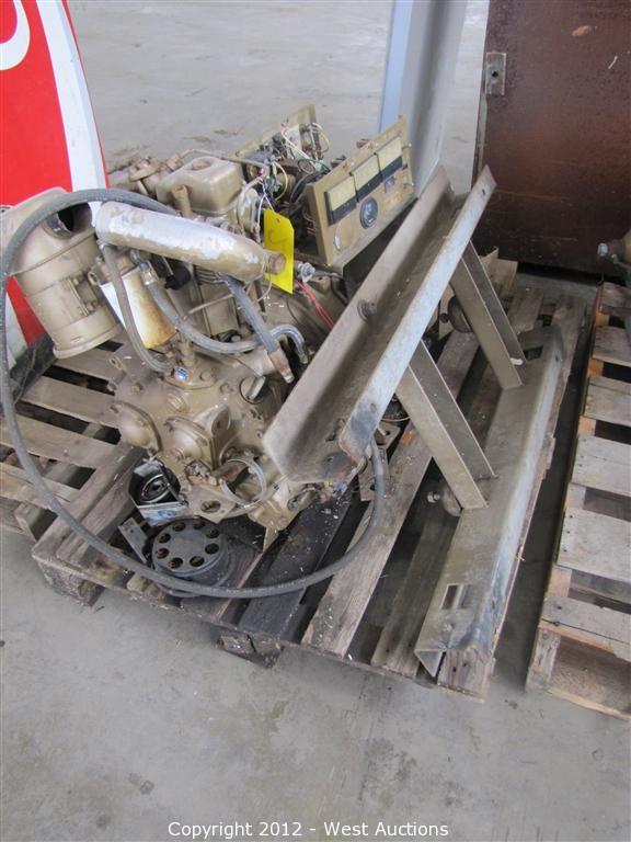 Liquidation of Vehicles, Tools and Equipment