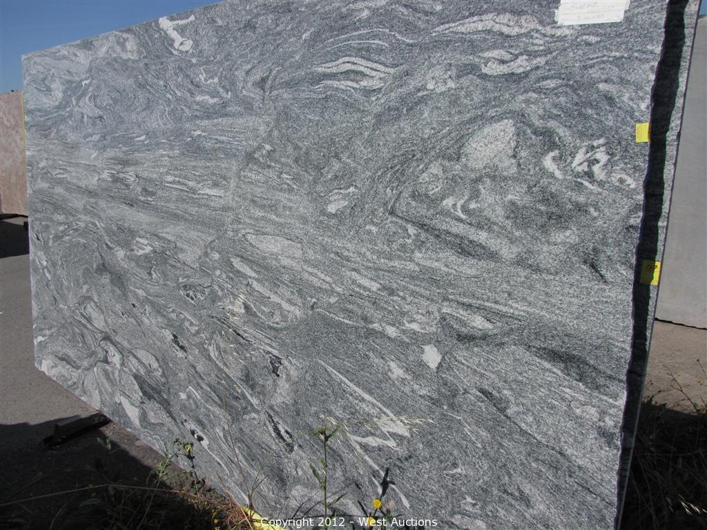 Granite Slab Yards : ... : Napa Stone Yard Inventory Reduction ITEM: Verde Marina Granite Slab