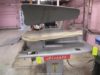 new york pressing machine