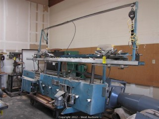 Norfield Magnum Door Machine