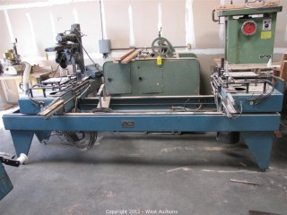 Norfield 1020 Trim Saw Machine