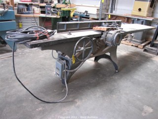 American Wood Working Machinery Planer