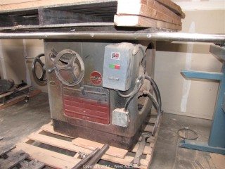 "Delta Milwaukee 12"" Table Saw"