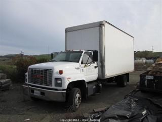 1994 GMC Topkick Box Truck