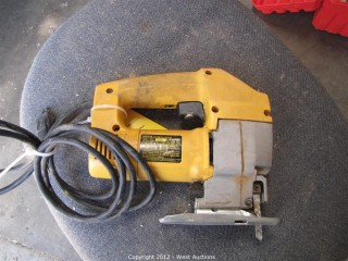 DeWalt DW318VS Orbital Jigsaw