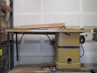 Powermatic 6' Cabinet Saw