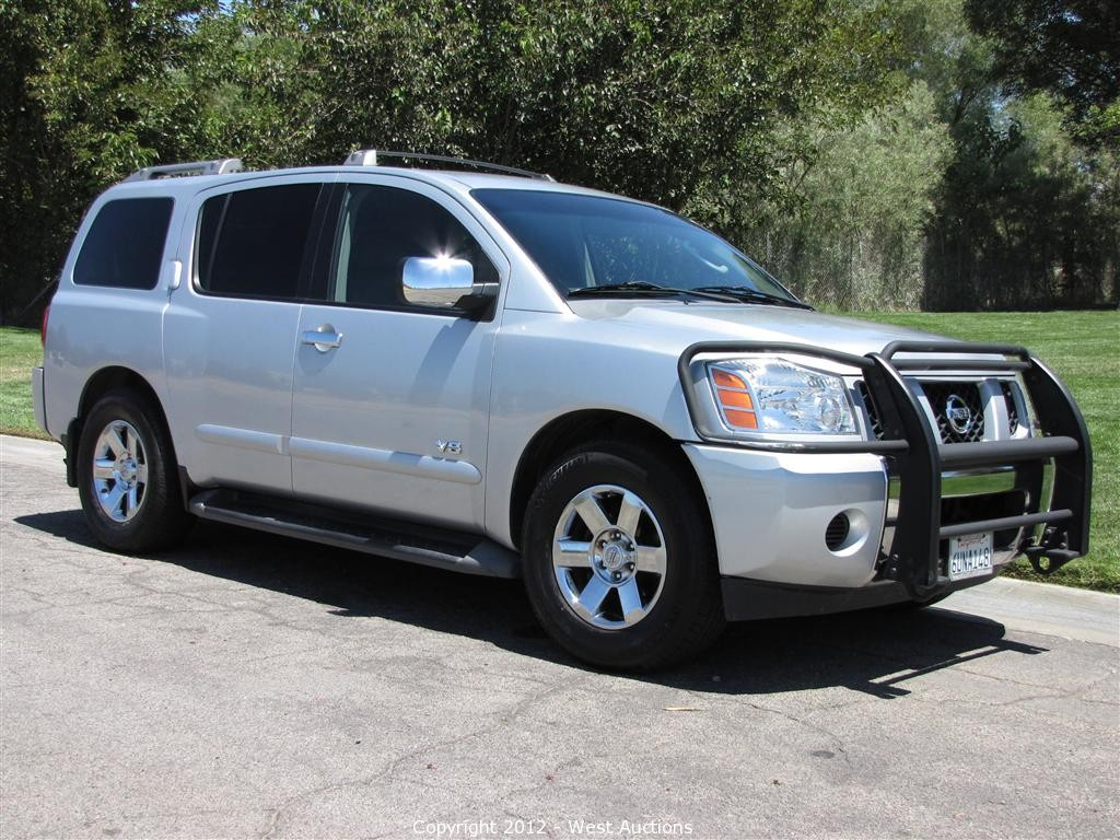 nissan armada 2006 se manuals service utility sport vehicle switch properly please browser basic working contact control