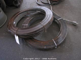 (2) Rolls of Metal Banding Material