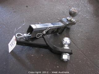 (2) Truck Ball Mount Kits
