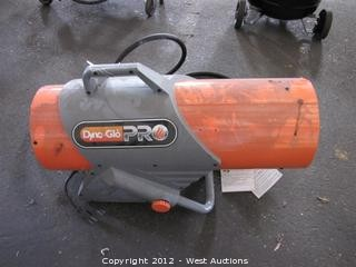 Dyna-Glo Pro Portable Forced Air Propane Heater