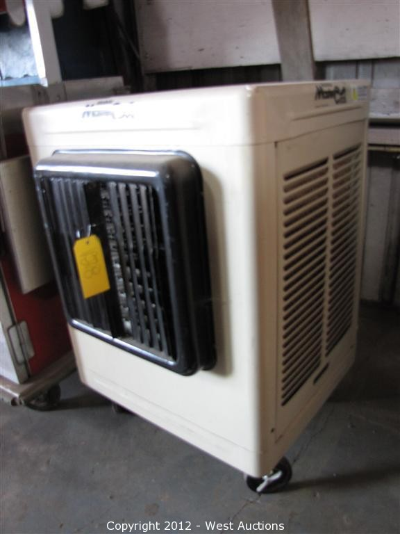 Master Cooler Evaporative Cooler : West auctions auction warehouse liquidation of
