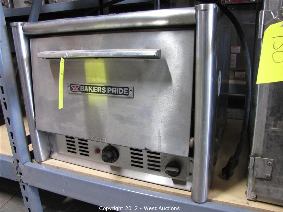 ... Restaurant Equipment Dealer ITEM: Bakers Pride Countertop Pizza Oven