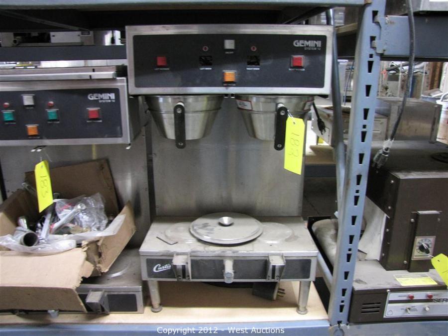 Warehouse Liquidation of Restaurant Equipment Dealer
