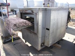 Middleby Marshall PS310 Gas Conveyor Pizza Oven
