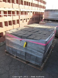 (2) Pallets of Tahoe Blend Century Stone Pavers