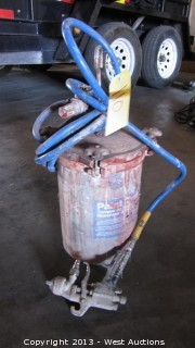 50 PSI Paint Tank with Sprayer