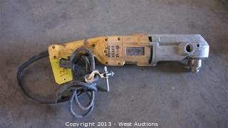 "DeWalt DW124 1/2"" Right Angle Drill"