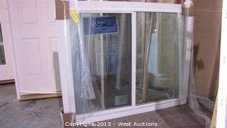 Window World Double Insulated Sliding Window