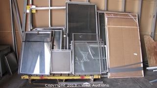 Used Windows (35+) and Window Screens Various Sizes