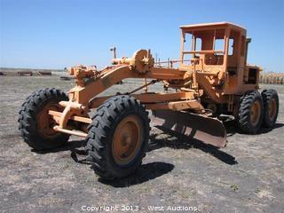 Caterpillar Model 12 Motor Grader