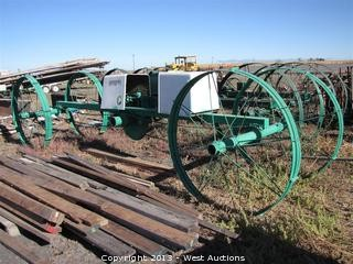 (1) Set - Irrigation Line Mover