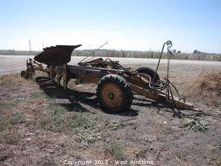 Atlas SD-416 Four Bottom Swivel Plow
