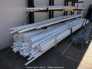 Lot of 20' PVC Pipe