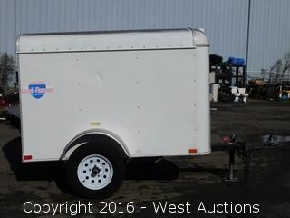 2010 Interstate LoadRunner Cargo Trailer