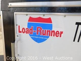 2010 Interstate LoadRunner Cargo Trailer
