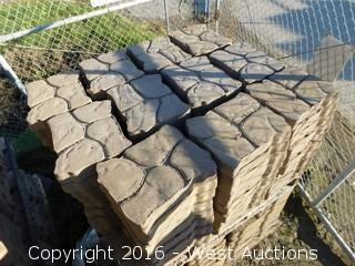 (1) Pallet of  Alameda Patio Stone Paver